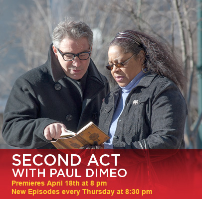Second Act with Paul DiMeo